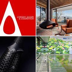 A' Design Award & Competition is  the Worlds' leading design accolade reaching design enthusiasts around the world, and showcasing the 10,051 award winners made up of 180 nationalities.