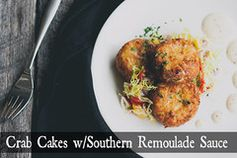 Crab Cakes w/ Southern Remoulade Sauce Recipe – JM Thomason - Gourmet Seasonings & Spices