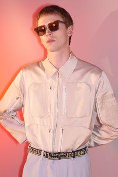 Stella McCartney Menswear Spring Summer 2018 collection.