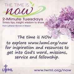 Click around www.lwml.org to find hundreds of free devotion, Bible Study, leadership and fellowship resources!