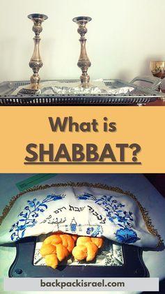 What is Shabbat? - Backpack Israel