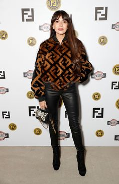 Zara Martin at the FF Reloaded Experience in London.