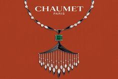 Trésors d'Afrique, third chapter of the Les Mondes de Chaumet High Jewellery collection.