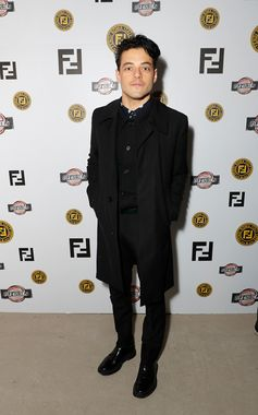 Rami Malek at the FF Reloaded Experience in London.