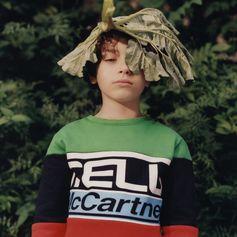 Those mid week blues with Stella McCartney kids 😴 . #StellaKids #StellaMcCartneyKids