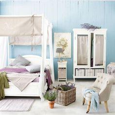 Chambre bleu et gris : idées déco en tons neutres et froids