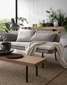 Le look serein et la polyvalence du mobilier