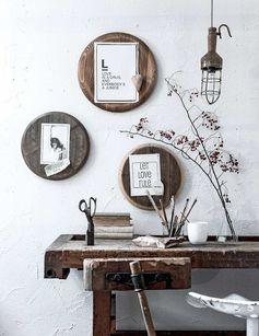 ATELIER RUE VERTE , le blog: For my home / Idées déco 20 / Moodboards, récup et DIY /