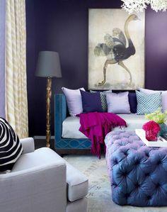 violet lilas-bleu-nuances-combinaison-salon