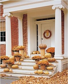 Fall Decor by diana