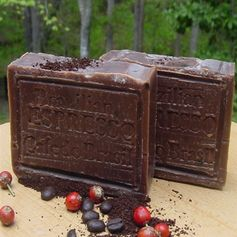 #coffee #soaps