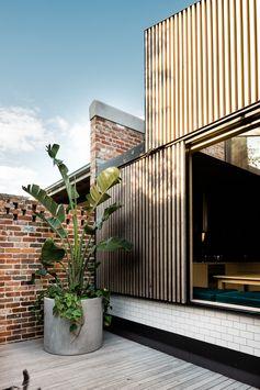 figr architects / light corridor house, melbourne
