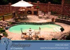 diy pool installation