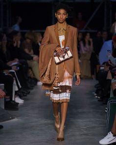 Look 66 from Tempest, #RiccardoTisci's #Burberry Autumn/Winter 2019 show
