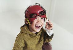 ZARA - #zaraeditorial - LITTLE SUPER HERO - Editorial