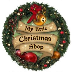 Click to enter my Christmas Shop