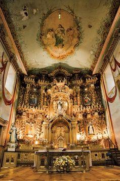Las Conceptas Church, Ecuador. Photo: Rob Howard. Pinned from http://www.cntraveler.com/features/2010/11/cuenca-ecuador-photo-slideshow. #ecuador