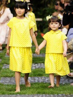 Retour sur le défilé Bonpoint | MilK - Le magazine de mode enfant