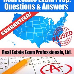 2018 New York Real Estate Exam Prep Questions Answers