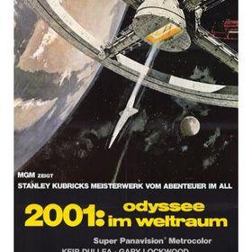 2001 A Space Odyssey German Movie Poster 1968 Prints Allposters Com In 2021 Movie Posters German Movies Space Odyssey