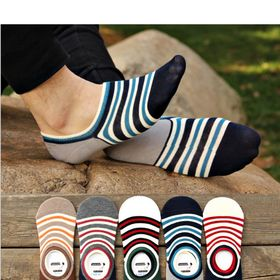New 10 Pairs Mens No Show Socks Casual Low Cut  Thin Breathable Boat Shoe Liners