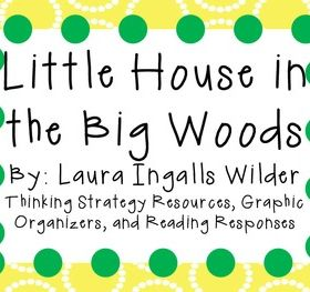 Little House In The Big Woods By Laura Ingalls Wilder Characters
