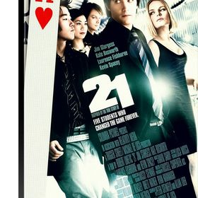 21 Movie Poster Style A In 2021 Casino Movie Kevin Spacey Film