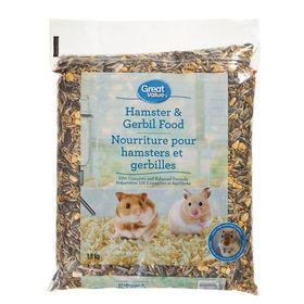Great Value Hamster Gerbil Food 1 8kg 1 8kg Hamster Food