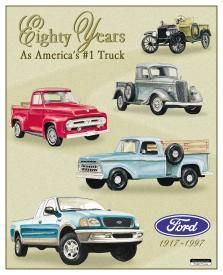 Ford 80 Yrs Of Pickups In 2021 Ford Pickup Trucks Ford Trucks Ford Pickup