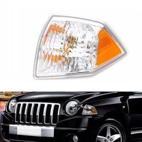 Left Side Marker Parking Turn Signal Corner Light For Jeep Compass