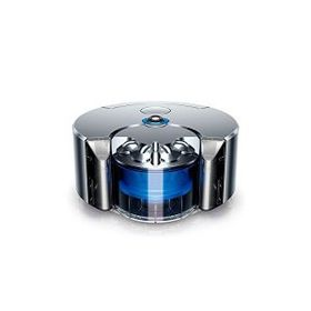ダイソン 掃除機 ロボット掃除機 Dyson 360 Eye Rb01 Nb ニッケル ブルー ダイソン ダイソン 掃除機 掃除機