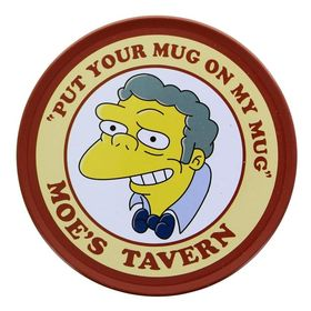 The Simpsons Moes Taven Coaster Set