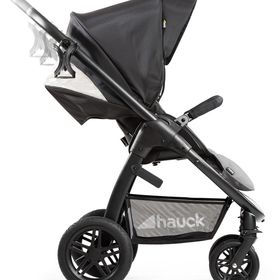 Hauck Ipro Saturn R Pushchair Caviar Stone In 2020 Baby Strollers Baby Stone