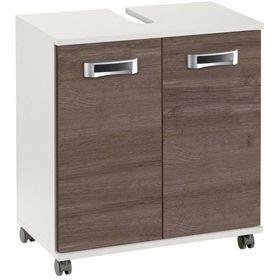 Waschbeckenunterschrank Weiss Kos Locker Storage Storage