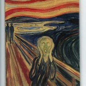 Norwegian Artist Edvard Munch Magnet Rem1987 The Scream Edvard Munch Vintage Wall Art Famous Art