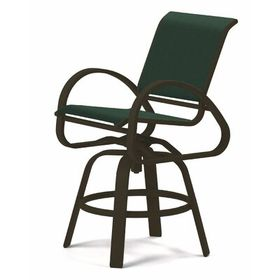 Telescope Casual Aruba Ii 26 Patio Bar Stool Fabric Forest Green 22d Frame Finish Textured Beachwood Cafe Chairs Patio Bar Stools Stool