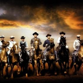 The Magnificent Seven Poster Magnificent Seven Movie The Magnificent Seven Full Movies