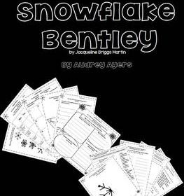 Snowflake Bentley Worksheets Creative Writing Songs Technology