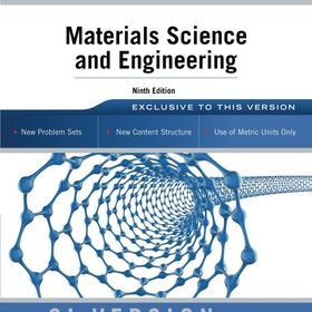 Materials Science And Engineering Si Version Ebook Rental In