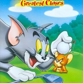 Tom Jerry Greatest Chases V01 Dvd Amaray Case Trivoshop In 2021 Tom And Jerry Cartoon Tom And Jerry Tom And Jerry Hd