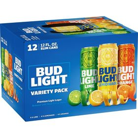 Bud Light Real Citrus Peels Variety Pack 12pk 12 Fl Oz Slim Cans In 2020 Bud Light Variety Pack Coffee Varieties