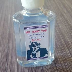 Fun 4th Of July Uncle Sam Baby Shower Or Party Favors Party Like