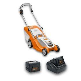 Pack Intensif Tondeuse Electrique Stihl Rma339c Chargeur Al101 2 Batteries Ak20 En 2020 Chargeur Batterie Et Fils
