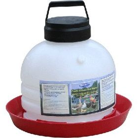 Millside Industries Top Fill Poultry Fountain Size 5 Gallon In 2020 Poultry Chickens Backyard Tractor Supplies