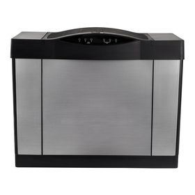 Aircare Console Evaporative Humidifier 5 7 Gallon Console Evaporative Humidifier For Rooms 1001 Square Feet 4dts 900 In 2020 Console Styling Humidifier Brushed Nickel
