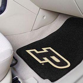 Ncaa Purdue P 2 Pc Carpeted Front Car Mats 17 X27 In 2020 Car Mats Black Carpet Car Floor Mats