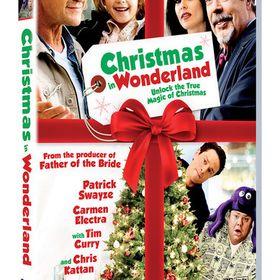 Christmas In Wonderland Dvd In 2020 Patrick Swayze Christmas Wonderland Christmas Movies