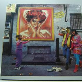 Aretha Franklin Who S Zoomin Who Lp Sealed Item Arista