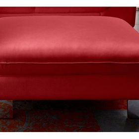 Cotta Hocker Rot Fsc Zertifikat Fsc Zertifiziert Home Decor Ottoman Furniture