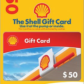 Shell 50 Gift Card In 2019 Gift Card Balance Gas Gift Cards